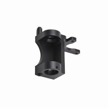Aluminum Alloy Motor Support CNC Milling Machining Parts