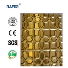 Hot Sale Deep Embossed Stainless Steel Sheet/Steel Sheet (RA-C051)