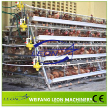 Leon series poultry cage A tyoe battery cage for egg layer