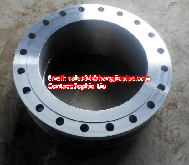 forged WN flange