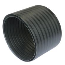 black color large diameter hdpe plastic pipe 1400mm