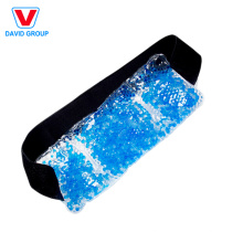 Top Supplier Reusable Customized Gel Beads Hot Cold Pack