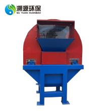Máquina trituradora industrial de plástico