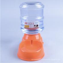 Minuterie automatique de bol d'alimentateur de nourriture de l'eau de chien de 3.5 L