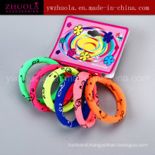 Colorful Hair Ties with Printing