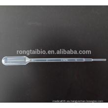 Rongtaibio 1ml pipeta de plástico