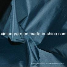 Tela de nylon do poliéster impermeável para o vestuário da roupa / barraca / roupa / revestimento do saco