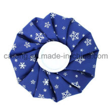 Sport Hot Cold Therapy Reusable Fabric Cooler Ice Bag