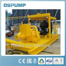 XZ self priming abrasion resistance centrifugal slurry pump