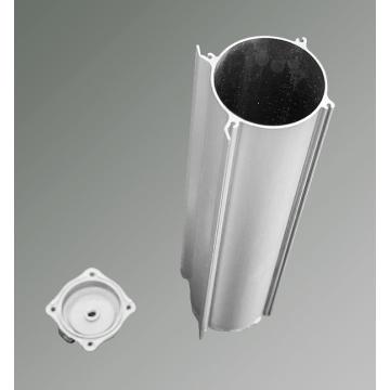 Pièce d'aluminium de tour d'adsorption de tamis moléculaire d'usine d'oxygène