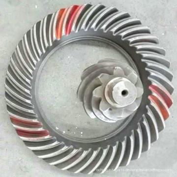 Dongfeng HINTEN Achsteile Fahrendes Kegelradgetriebe 2402ZB839-025 / 026 für Yutong-Bus