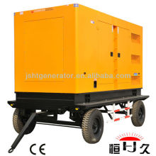 100KVA Mobile Cummins Electric Generator Set(GF80C)