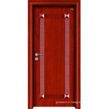 Porte intérieure en bois (LTS-305)