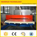 Ecconomic PU Sandwich Panel Line with Rubber Belt Conveyor