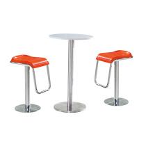 Geschmackvolle und zurückhaltende Bar Theke und Stuhl Sets