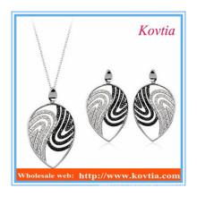 Bijoux en alliage Matériel principal et collier Type de bijoux Chine Fabricant de bijoux
