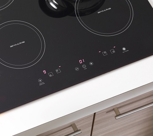4-Burner Induction Cooker