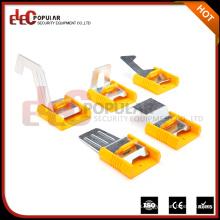 Elecpopular Precio barato ISO CE RoHS Estándar Amarillo Seguridad Industrial Bloqueo eléctrico