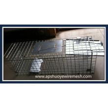 2016 heißer Verkauf Folding Collapsible Fox Trap Käfige