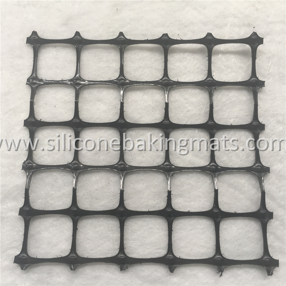Extruded Plastic Geogrid