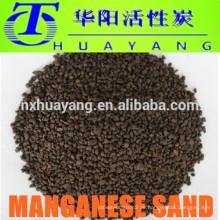 Wasserfiltermedien Mangansand für H2S und Eisenentfernung