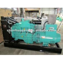 Generador diesel de 200KVA con motor Cummins
