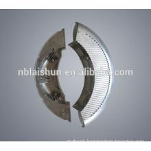 2014 custom zinc/aluminum alloys casting light component