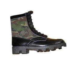 Ejército de alta calidad repelente de agua Jungle Boot