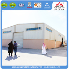 Affordable security EPS sandwich panelwall structure steel fabrication