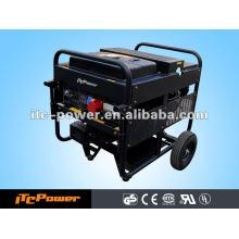 10 kva V-twin motor DG12000LE ITC-Power Generadores Diesel
