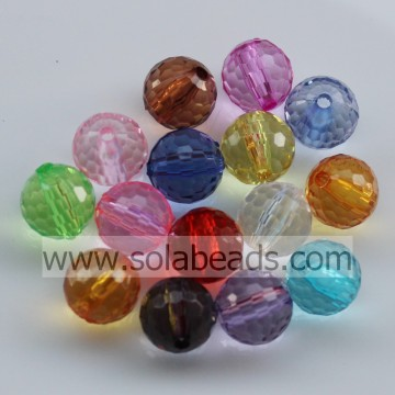 Wreath 16mm Crystal Plastic Bubble Ball Tiny beads