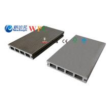 125*23мм Проектированный настил WPC напольный decking с конкурентоспособной ценой