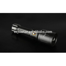 Lampe de poche laser, lampe de poche laser à la chasse verte à vendre
