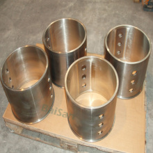 Precision CNC Turning of Large Hydraulic Cylinder Sleeves