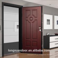 Porta Blindada de Fábrica, Portas Itanesas de Aço, Porta de Segurança de Aço de Extrusão