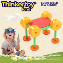Chaise de bricolage 3D qui construit un jouet vendu pour les enfants