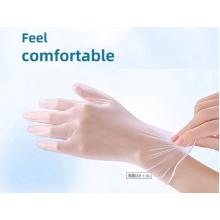 Одноразовые перчатки Защитный защитный нитриль для рук
