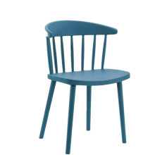 Wholesale cheap good quality antique stackable plastic hollow restaurant dining chair