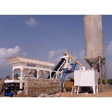 Planta mezcladora de concreto móvil de 25m3 / H