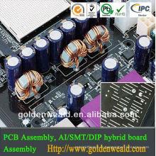 pcb assemblage prototype Interconnector pcb board pour téléphone mobile