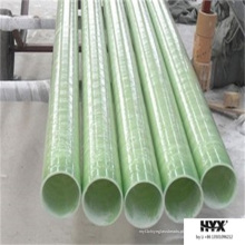 Hdt 104-154 º C FRP tubo feito por resina epóxi vinil éster