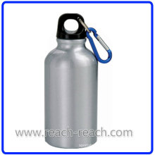 Sports Bottle Aluminum Water Bottle with Carabina (R-4027)
