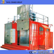 Sc200 / 200 Alzamiento de construcción / Elevador de construcción de China