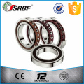 Made in china precision brass cage angular contact ball bearing