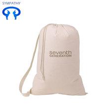 2021 Promotional Large Cotton Canvas Laundry Bag