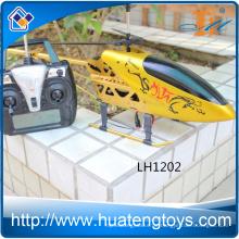 Heiße Verkäufe 3.5 Kanal Goldlegierung RC Hubschrauber uav mit Kreiselkompaß
