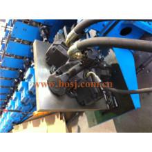Montagem solar de rolo de canais com ranhura para formar máquina Austrália