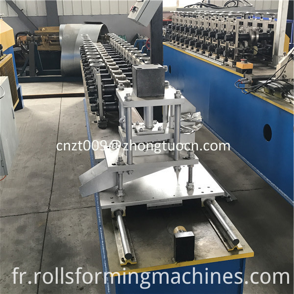 steel shutter door roll forming machine 01