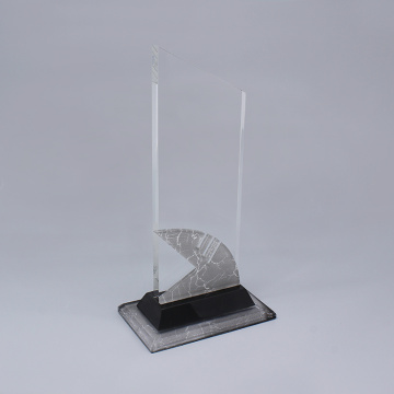 Custom Crystal Engraved Awards