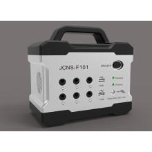DC 12v plastic solar home system for fan mobile phone charger & led lighting supplier